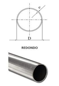 Tubo Redondo - Diagrama